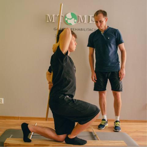 Ćwiczenia usprawniające i korekcyjne