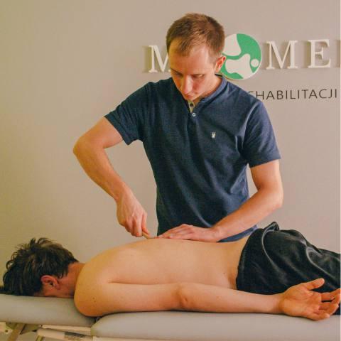 Masaż leczniczy i drenaż limfatyczny