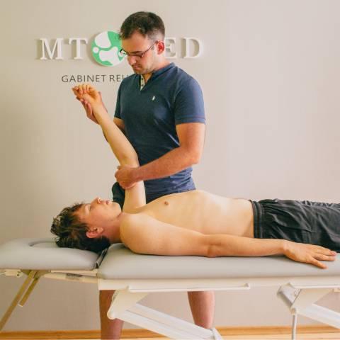 Rehabilitacja neurologiczna - metoda PNF