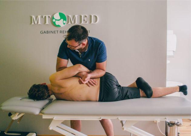 leczenie bólu kręgosłupa i pleców