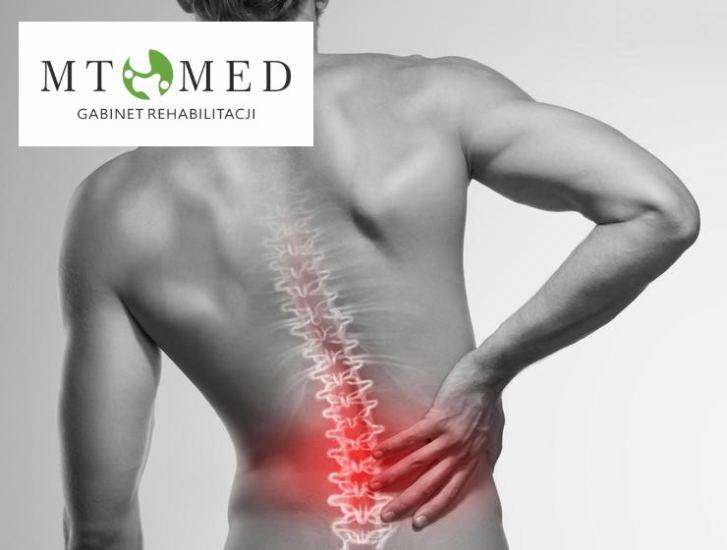 Ból kręgosłupa- diagnostyka, możliwości terapeutyczne, rokowanie.